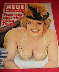 3187 Neue Illu 1966 Nr.5 * Inge Marshall * Beatrix * Barbara Valentin