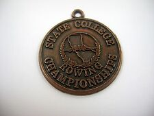 Vintage Collectible Medal: State College Rowing Championship California