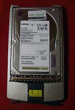 72.8GB Compaq BD07265A22 9V3006-025 Ultra 3 SCSI Hard Disk Drive with Caddy