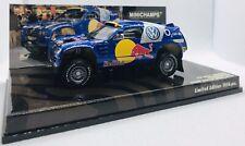 Minichamps 1/43 Volkswagen Race Touareg Essen 2005 436045300