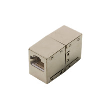 48x Lan Netzwerkkabel Verbinder Cat 6  Kupplung Buchse->Buchse 1:1