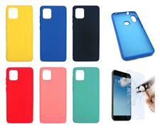 Funda Carcasa Rigida Silicona Ultra Suave Para Samsung Galaxy Note 10 Lite