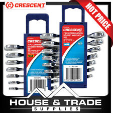 Crescent Wrench Set 14 Piece Stubby SAE/Metric Combination CCWS7SVP