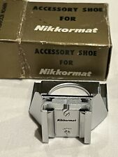 Nikon Accessory Shoe For Nikkormat flash shoe Nippon Kogaku