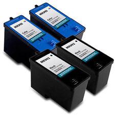 4pk Dell MK993 MK992 MK991 MK990 Series 9 Ink Cartridge V305 V305w 926