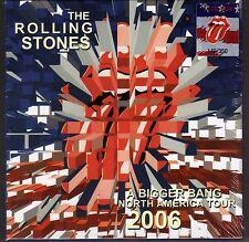 ROLLING STONES  A Bigger Bang North America 2006  14 CD  Box Set