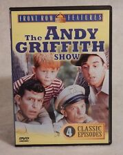 The Andy Griffith Show from Front Row Features 4 Classic Episodes