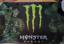 Vinyl Monster Energy Drink BMX Skateboarding Surfing X GAMES 5x3 ft Banner