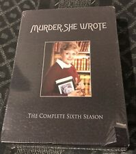 Murder, She Wrote: The Complete Sixth Season [5 Discs]: New
