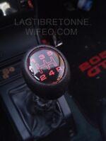 ⭐NEUF POMMEAU de LEVIER DE VITESSES BE3 PEUGEOT 205 GTI CTI TD 1.6 1.9 1L6 1L9