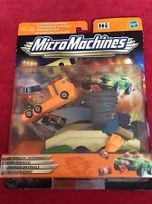 Micromachines Giro Tornado Hasbro 2001