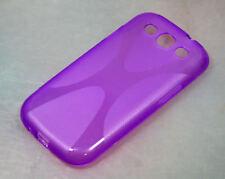 Back Case, Cover, für Samsung Galaxy  S3, i9300, SIII, Schutz, Hülle, Etui, lila
