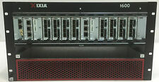 IXIA NETWORKS T600 CATAPULT PLATFORM W/ LTE MULTI-UE EMULATION SECTOR CARDS
