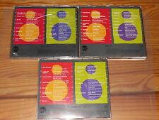 MUSIC NEWS EASTWEST - 3 VERSCHIEDENE ALBUM-CD'S RUSH, OVERKILL, MR BIG, DREAM TH