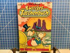 Walt Disney's Lustiges Taschenbuch  Heft Nr. 153   1.Auflage 1990 Donald & Co.