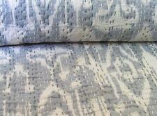 New Indian Grey First Ikat kantha throw queen size quilt bedding  DIWALI OFFER
