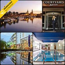 3 Tage 2P 4★ Hotel Courtyard by Marriott Dresden Kurzurlaub Hotelgutschein Reise