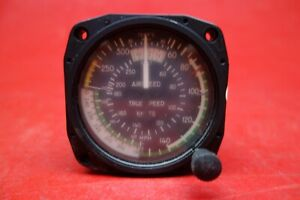 United Instruments Airspeed Indicator PN 8130