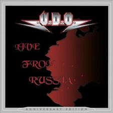 Live from Russia by U.D.O. (CD, Mar-2013, 2 Discs, AFM Records)