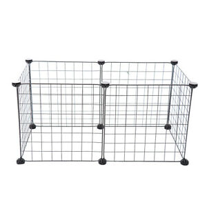 Pet Dog Hamster Pen Small Animal Playpen Indoor/Outdoor Enclosure Cage