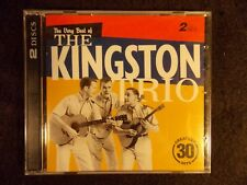 The Very Best Of The Kingston Trio (2 CD's, 2000) Heartland/EMI BRAND NEW!