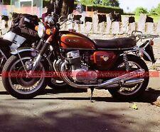 HONDA CB 750 Four 1969 Fiche Moto 000028