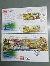 Special Longest Miniature Sheet MS Rivers in Malaysia FDC First Day Cover 2018