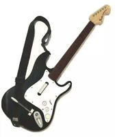 PS3  Fender Stratocaster Wireless Rock Band Guitar Controller No Dongle (PSGTS2)