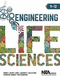 Engineering in the Life Sciences, 9 12 PB433X Paperback