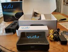 VUDU Home Digital Multi-plex Player VUDUBX100 Internet Media Streaming TV HDMI