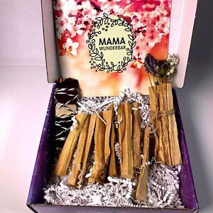 MAMA WUNDERBAR Smudge Kit - Manifesting Love   Palo Santo