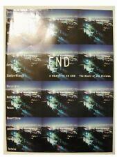 Joy Division Poster End Promo