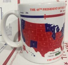 NEW! President Donald  Trump Map To Victory Coffee Cup Mug 🇺🇸🇺🇸🇺🇸🇺🇸🇺🇸