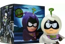 Kidrobot South Park The Fractured But Whole Mysterion Figure Glow In The Dark!