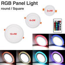 LED Einbau Panel Deckenlampe Aufputz/Einbau Deckenleuchte Leuchte Spot Strahler