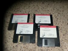 "Duke Nukem 3D MS-DOS PC Game on 3.5"" disks - tested"
