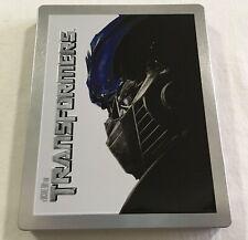 Transformers (2007) - Paramount Centenary Edition Steelbook Blu-Ray Region Free