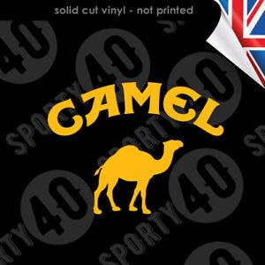 Camel Trophy Vinyl Decals Stickers Camel Trophy Land Rover Camel 3724-0119