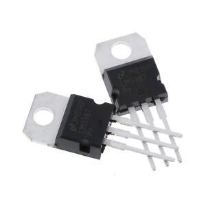 10 pièces LM338T LM338 régulateur de tension 1.2V à 32V 5A TO-22 Mpib