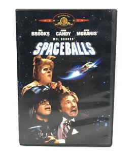 Spaceballs DVD Widescreen Movie Cash, Comedy G Rating Region 1 2009