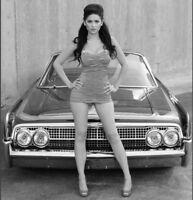 A 1960s 1 24 Car Ford Lincoln Mercury Merc 1961 1962 40 12 GT T Metal 18 Race 43