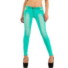 Niedrige Damen-Jeans in Langgröße Hosengröße 40