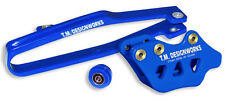 TM Slide N Guide Kit BLUE Yamaha YZ125 YZ250 WRF250 WRF450 YZf250 YZF450 250 450