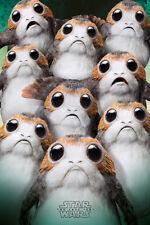 Star Wars The Last Jedi (Many Porgs) - Maxi Poster - 61cm x 91.5cm - PP34259 083