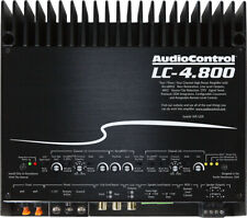 AUDIO CONTROL LC-4.800 4 CHANNEL AMP