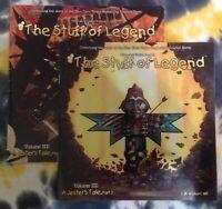 THE STUFF OF LEGEND vol 3 part 1 & 3 / third world studios
