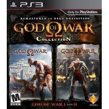 God Of War Collection (englische Version)