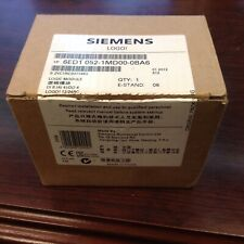 NEW 6ED1 052-1MD00-0BA6 Siemens PLC LOGO! Logic Extension Module 81/P 40/P 24V