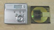 Sony Walkman Mini Disc Player Mz-N505 Type-R