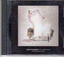 (DV910) Now It's Overheard, Fall Back Open - 2004 DJ CD